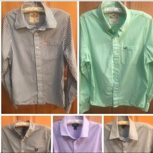 Boys 14/16 dress shirts